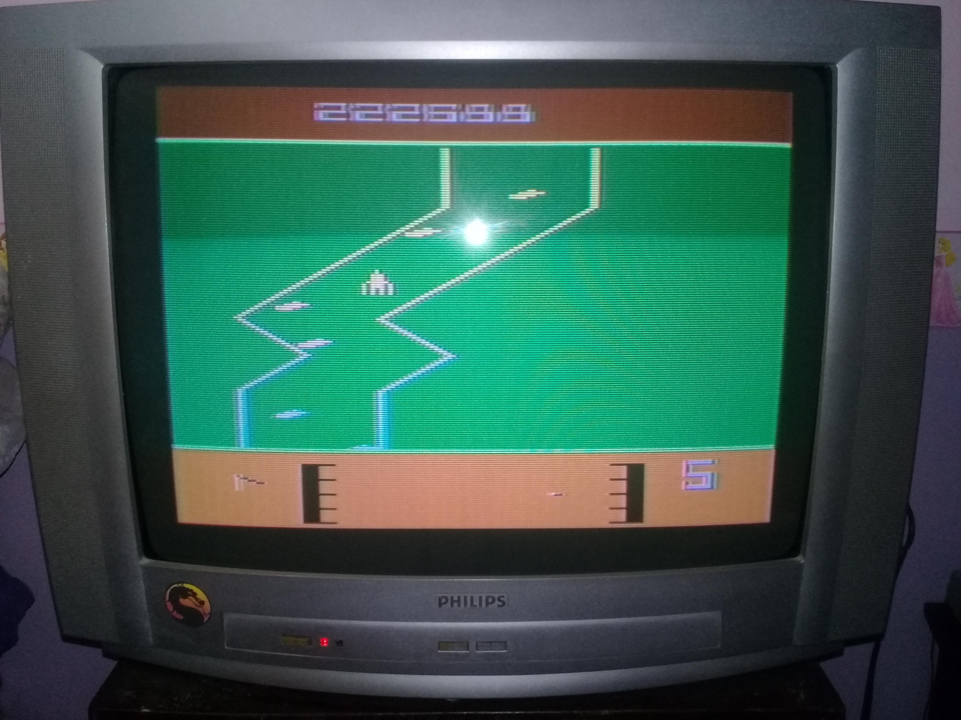 omargeddon: Fantastic Voyage (Atari 2600) 222,688 points on 2020-10-31 01:17:02