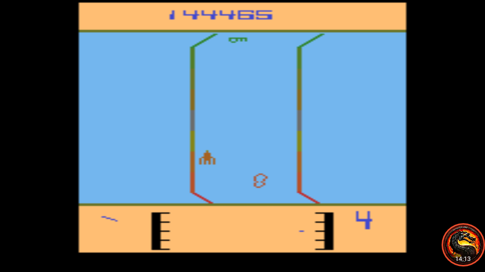 omargeddon: Fantastic Voyage (Atari 2600 Emulated) 144,465 points on 2020-05-27 00:57:55