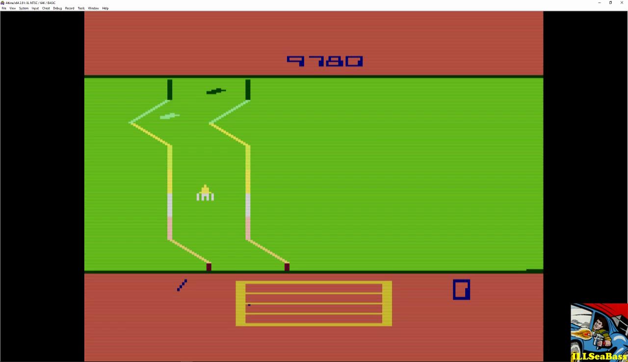 ILLSeaBass: Fantastic Voyage (Atari 400/800/XL/XE Emulated) 9,780 points on 2016-12-26 00:31:01