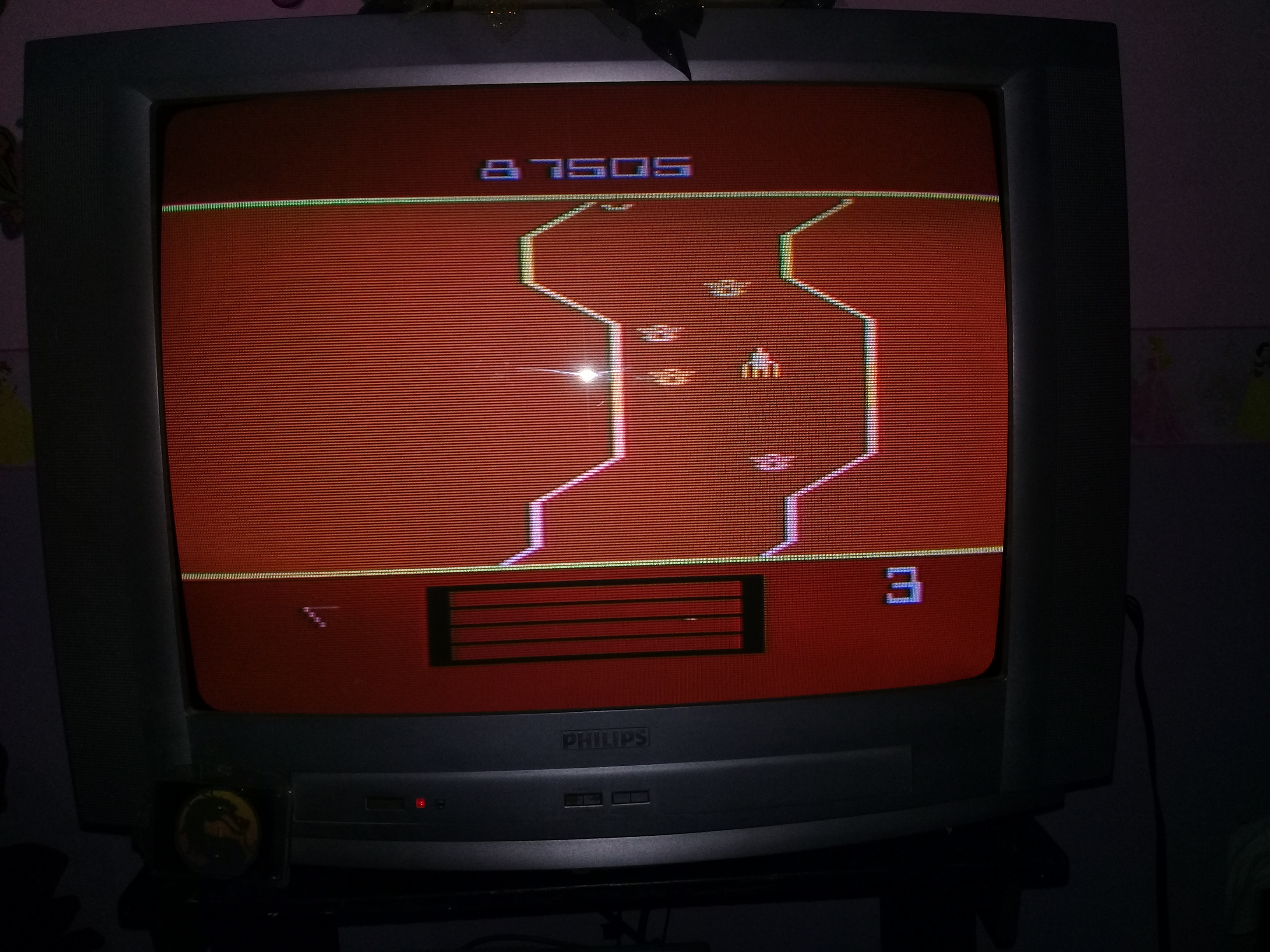 omargeddon: Fantastic Voyage (Atari 400/800/XL/XE) 87,505 points on 2020-03-08 11:17:08