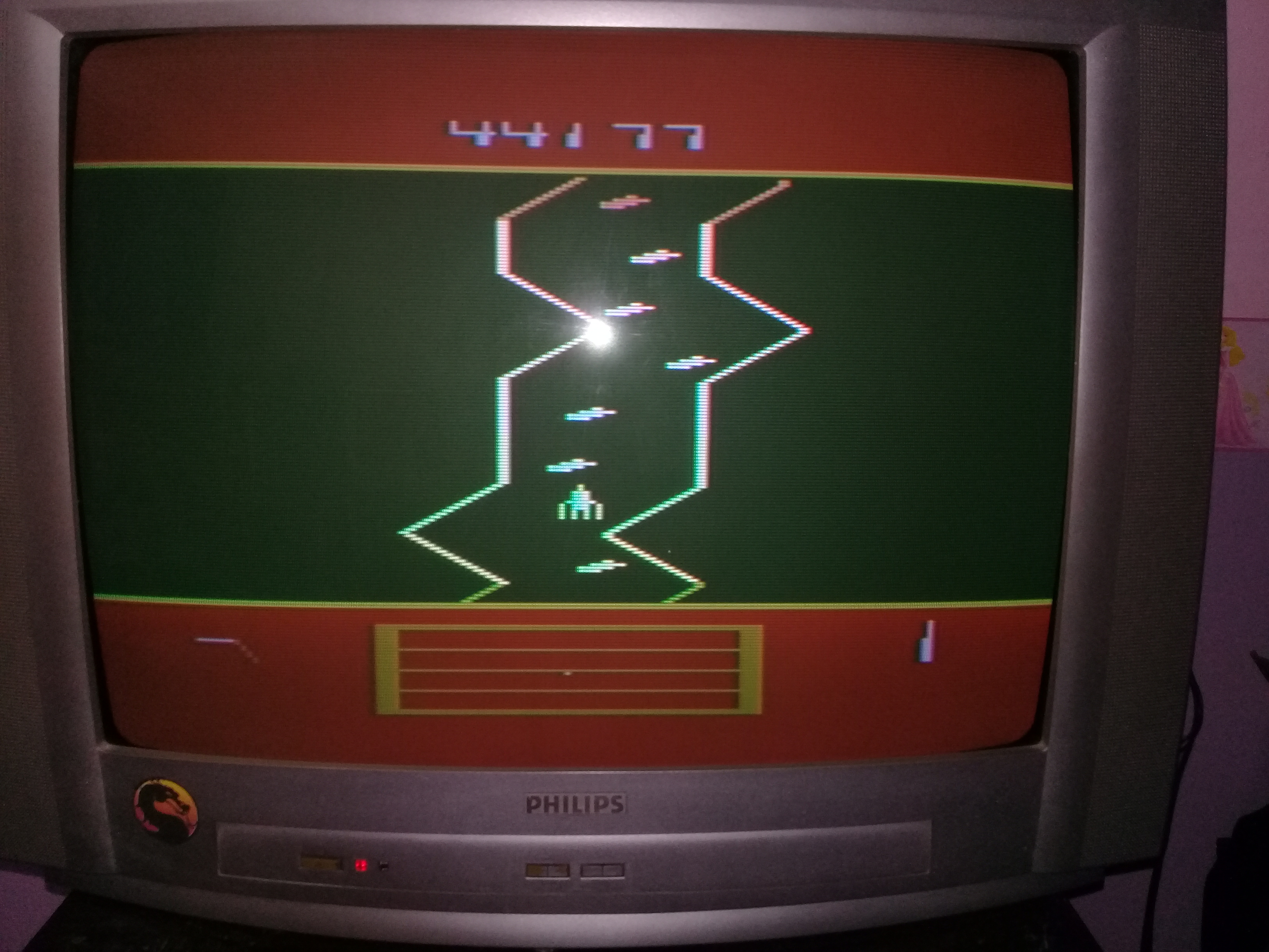 omargeddon: Fantastic Voyage [Game 3] (Atari 400/800/XL/XE) 44,177 points on 2020-09-06 02:06:20