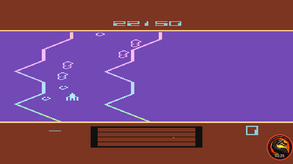 omargeddon: Fantastic Voyage [Game 4] (Atari 400/800/XL/XE Emulated) 22,150 points on 2020-05-30 11:08:09