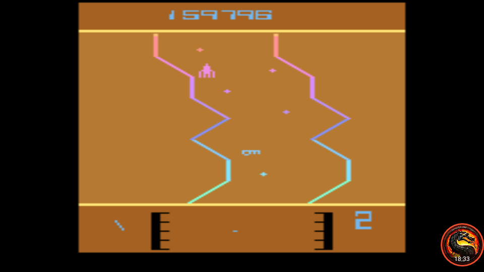 omargeddon: Fantastic Voyage [Game 6] (Atari 2600 Emulated) 159,796 points on 2020-05-26 12:05:41