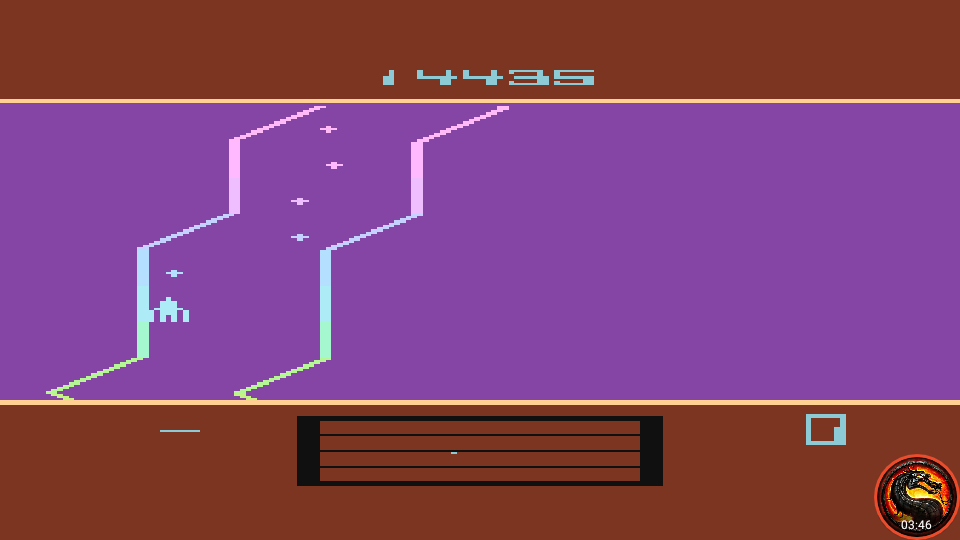 omargeddon: Fantastic Voyage [Game 6] (Atari 400/800/XL/XE Emulated) 14,435 points on 2020-05-30 11:10:13