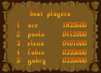 Fantasy Land [fantland] 1,839,600 points
