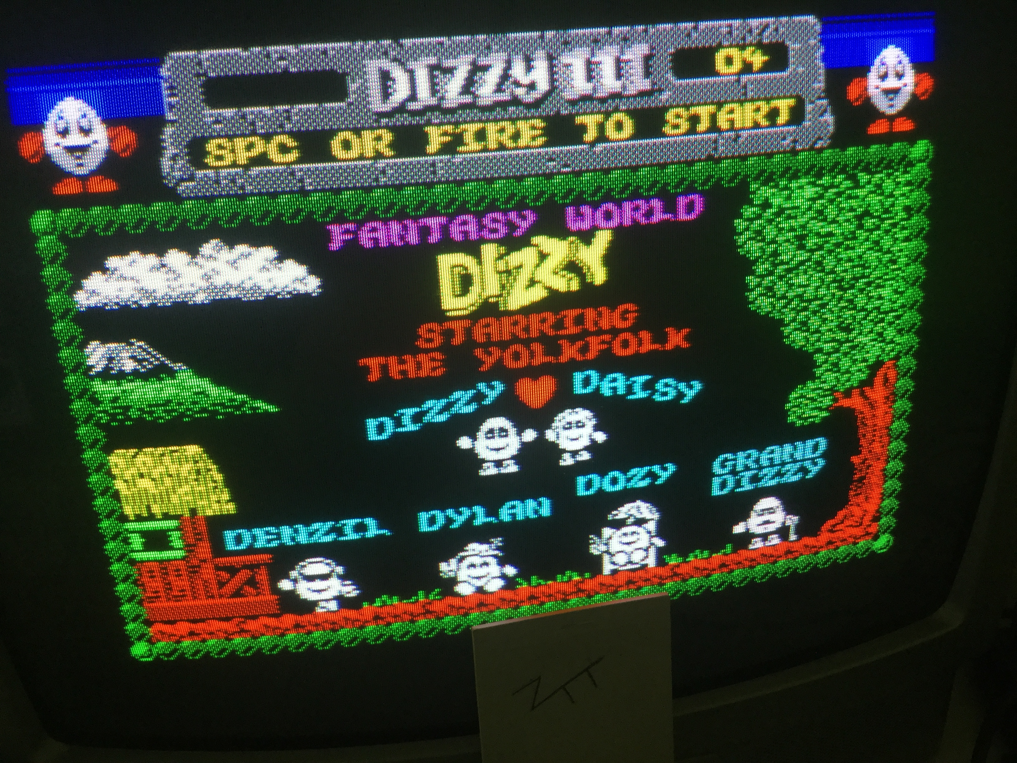 Frankie: Fantasy World Dizzy [Coins] (ZX Spectrum) 4 points on 2019-06-03 12:17:29