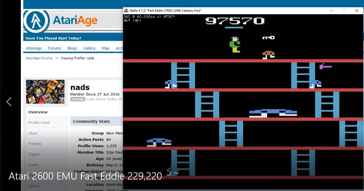 nads: Fast Eddie (Atari 2600 Emulated) 229,220 points on 2017-06-03 16:02:46