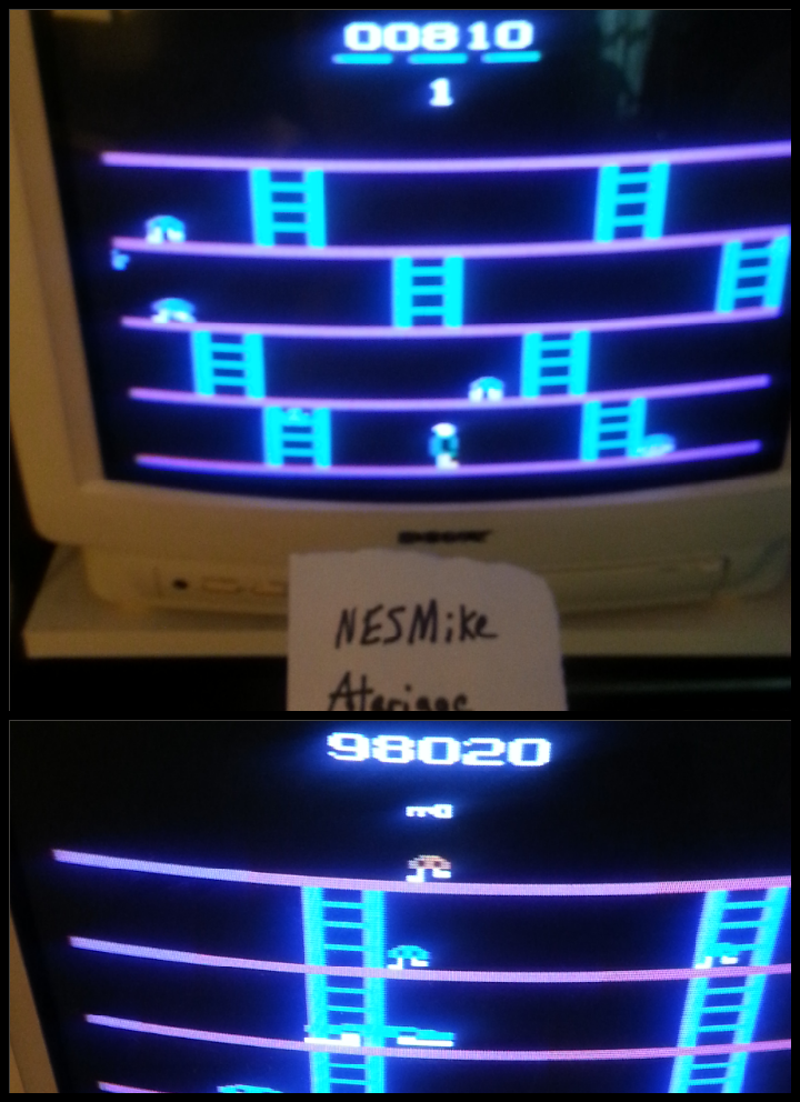 NESMike: Fast Eddie (Atari 2600) 100,810 points on 2018-03-18 07:52:33