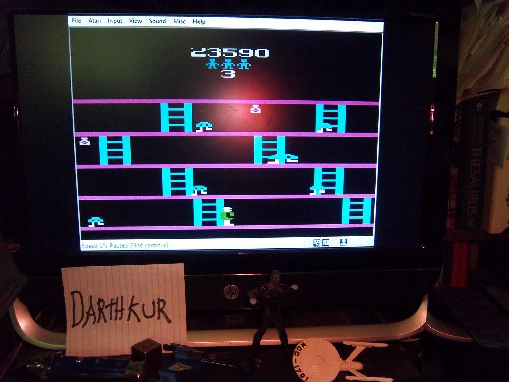 darthkur: Fast Eddie (Atari 400/800/XL/XE Emulated) 23,590 points on 2016-04-24 11:47:53