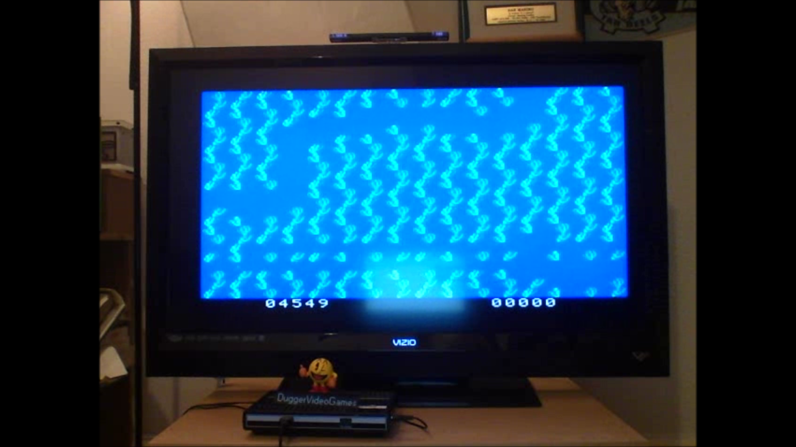 DuggerVideoGames: Fathom (Colecovision Emulated) 4,549 points on 2016-07-12 22:51:43