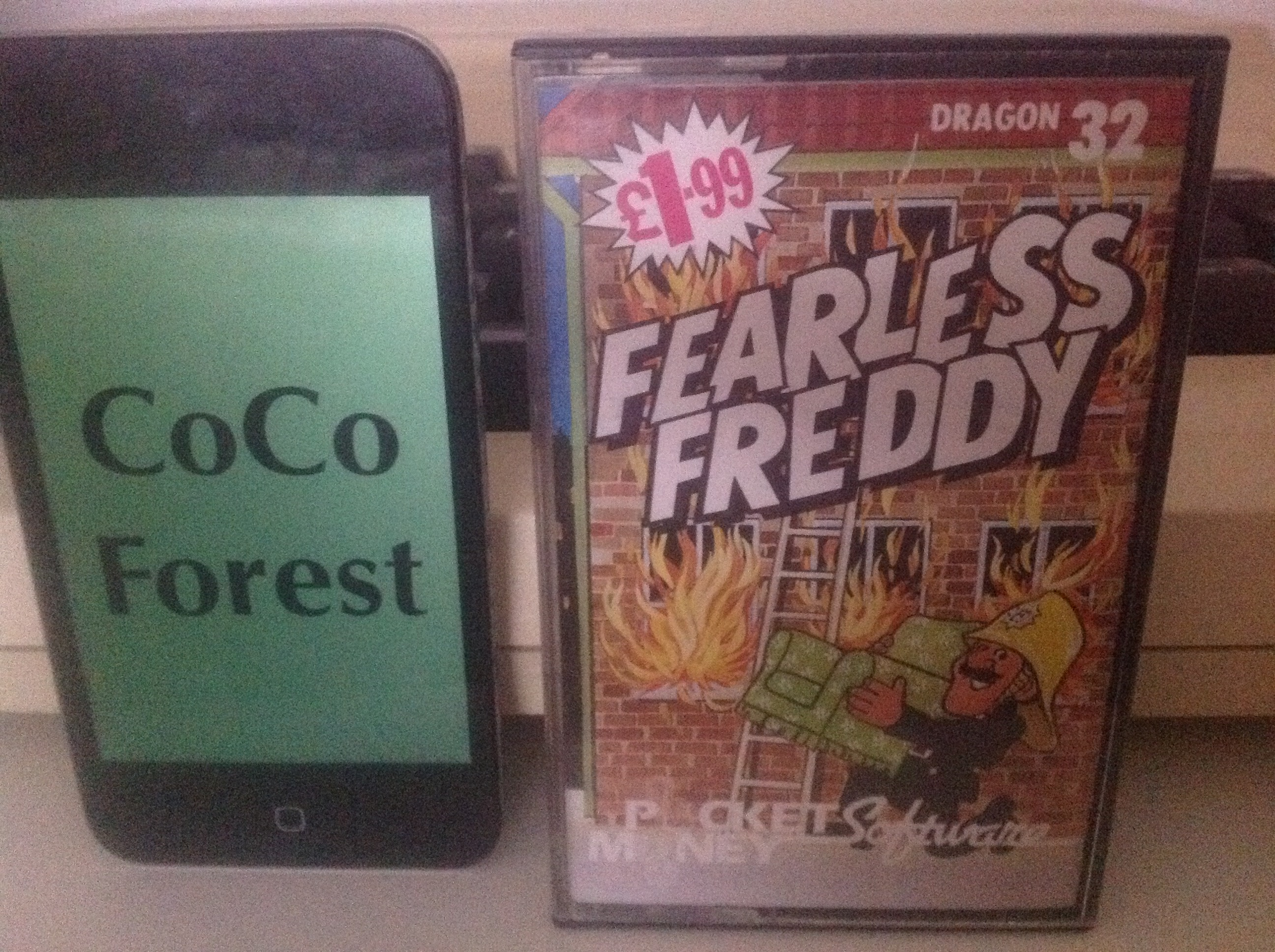 CoCoForest: Fearless Freddy (Dragon 32/64) 29,170 points on 2018-01-13 08:21:22