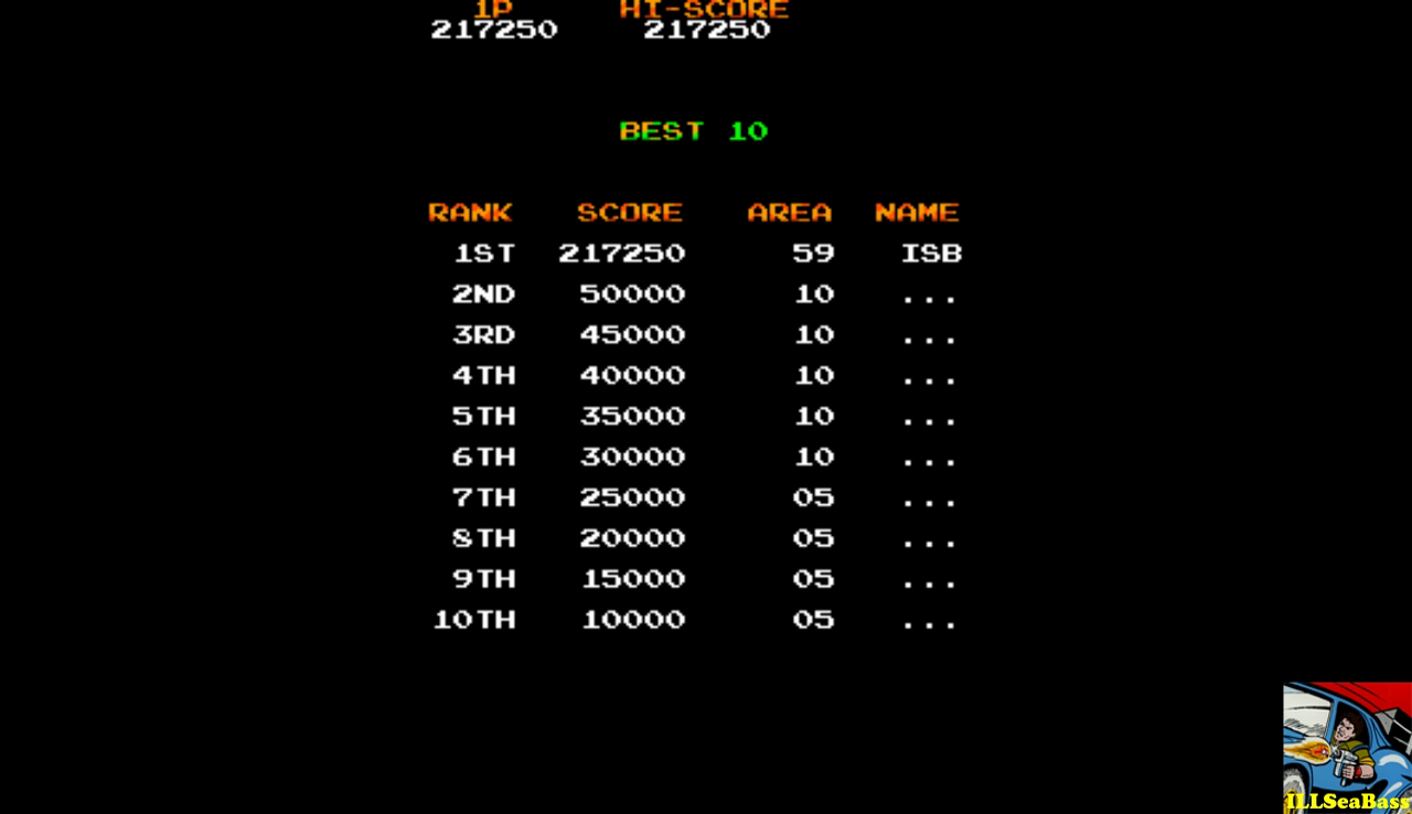 ILLSeaBass: Fighting Hawk (Arcade Emulated / M.A.M.E.) 217,250 points on 2016-12-20 23:52:47