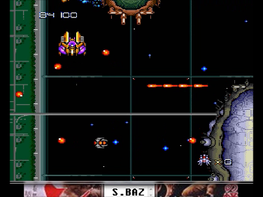 S.BAZ: Final Blaster (TurboGrafx-16/PC Engine Emulated) 84,100 points on 2016-07-13 16:20:17