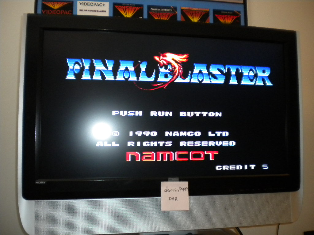 darrin9999: Final Blaster (TurboGrafx-16/PC Engine) 64,500 points on 2017-04-10 11:39:30