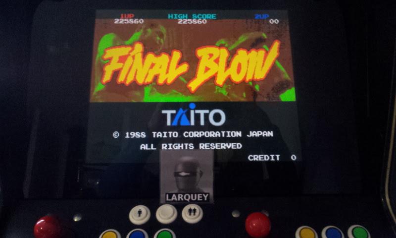 Larquey: Final Blow (Jamma Pandora