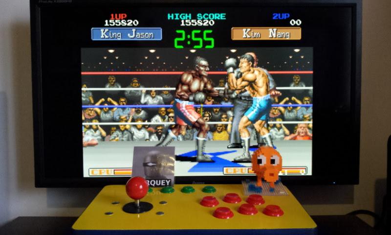 Larquey: Final Blow [finalb] (Arcade Emulated / M.A.M.E.) 155,820 points on 2017-01-08 04:57:49