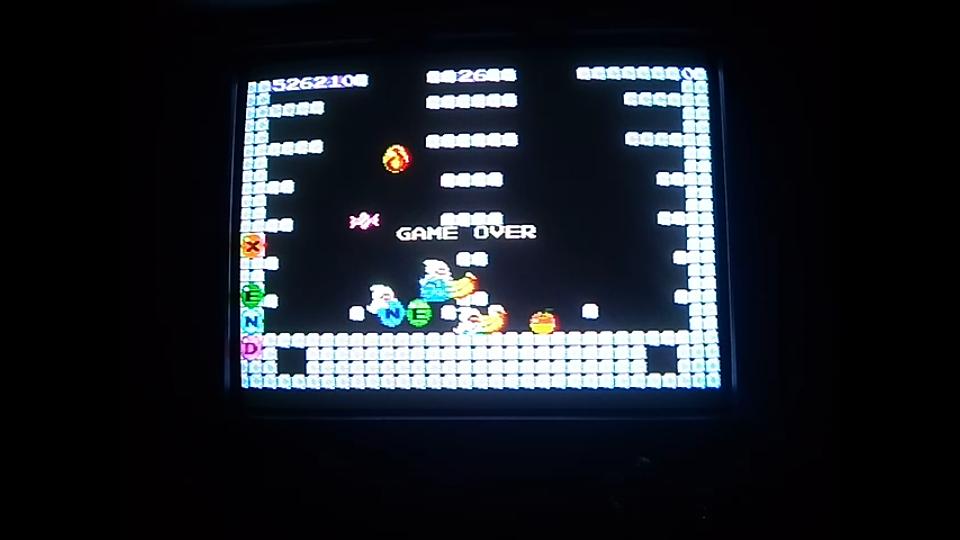 omargeddon: Final Bubble Bobble (Sega Master System) 526,210 points on 2019-01-06 20:13:39