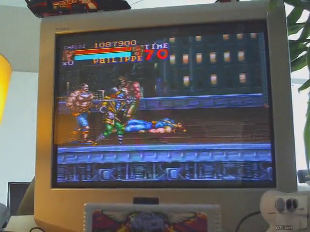 Final Fight 2 1,087,900 points