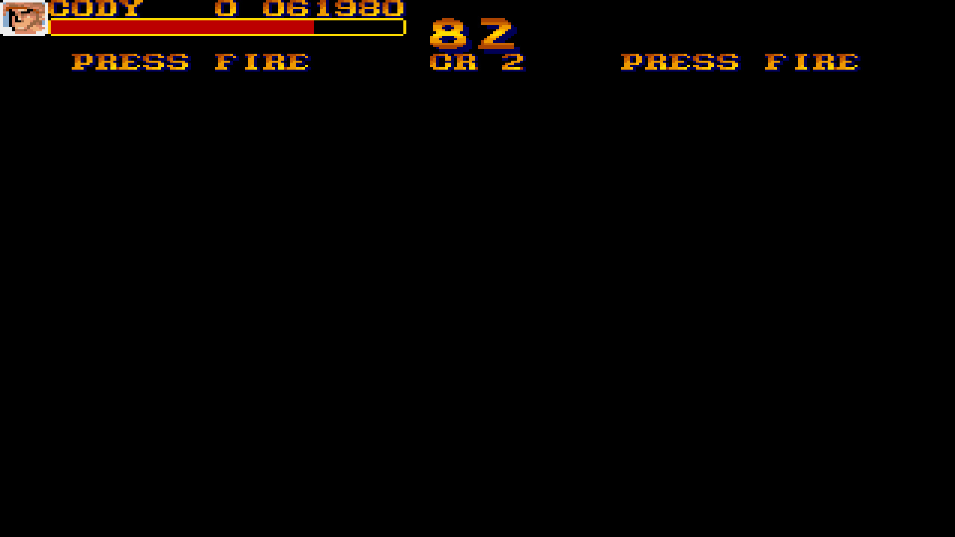 Final Fight 61,980 points