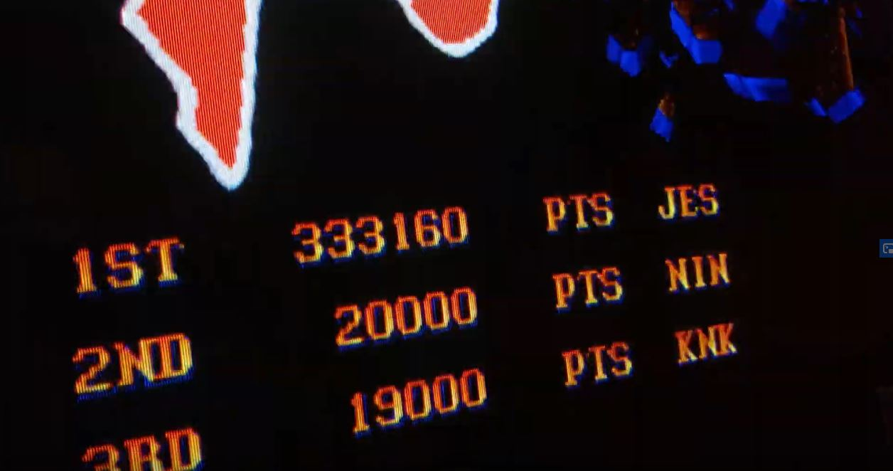 JES: Final Fight (Arcade Emulated / M.A.M.E.) 333,160 points on 2020-02-02 18:46:10