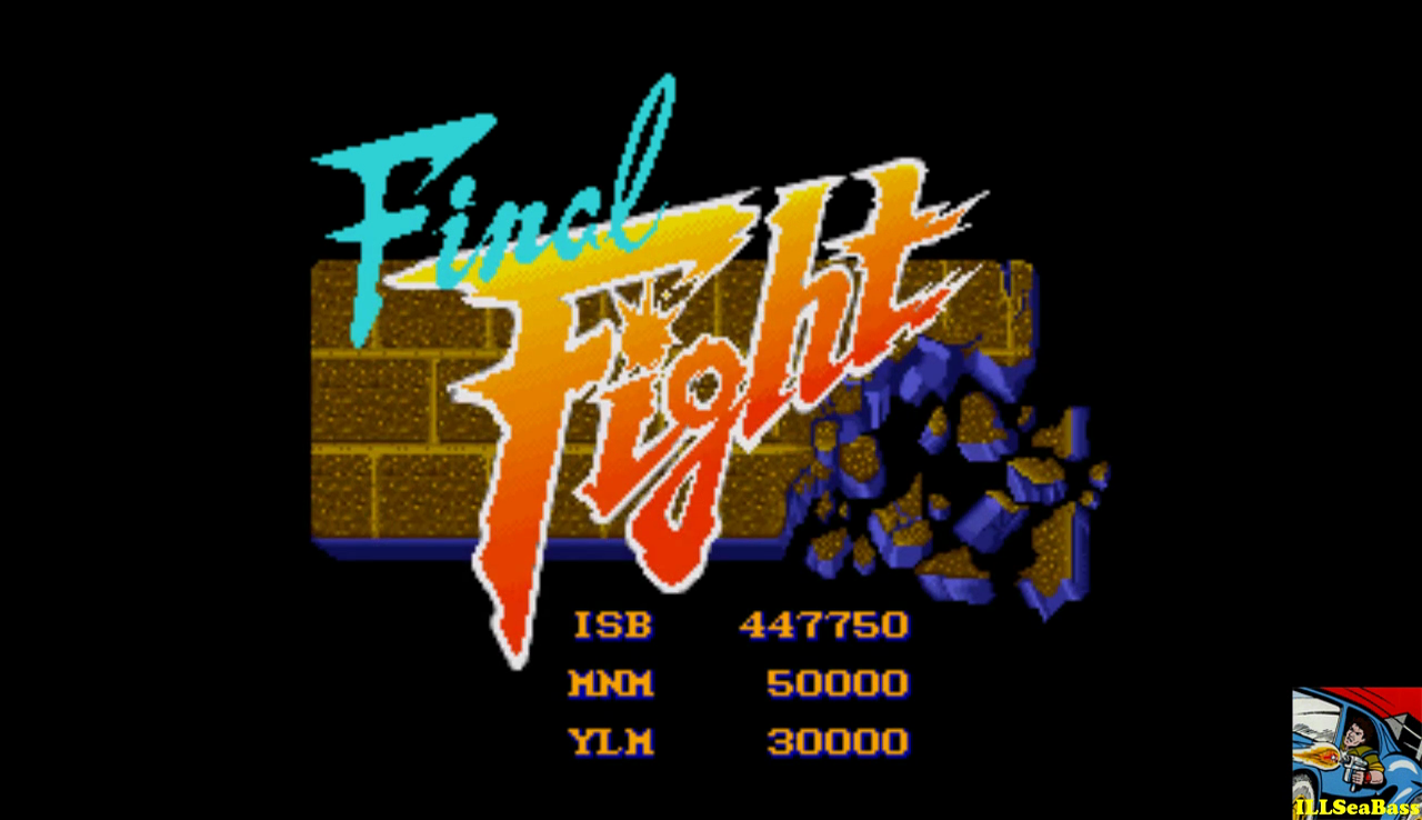Final Fight: No Continue 447,750 points