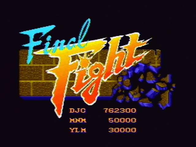 derek: Final Fight: No Continue (SNES/Super Famicom) 762,300 points on 2017-01-06 14:36:01