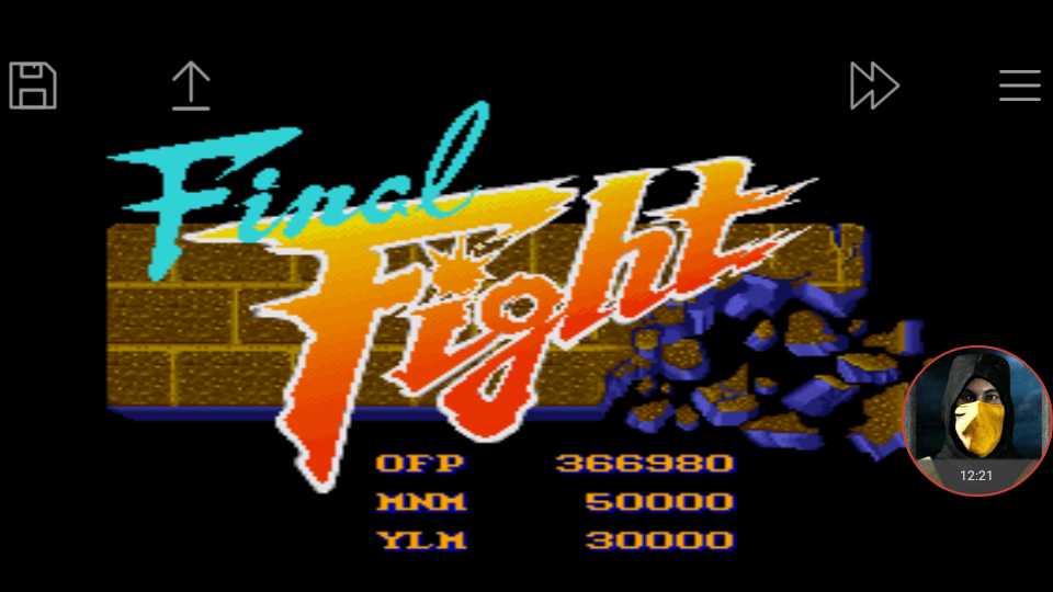 omargeddon: Final Fight: No Continue (SNES/Super Famicom Emulated) 366,980 points on 2018-01-13 12:10:20
