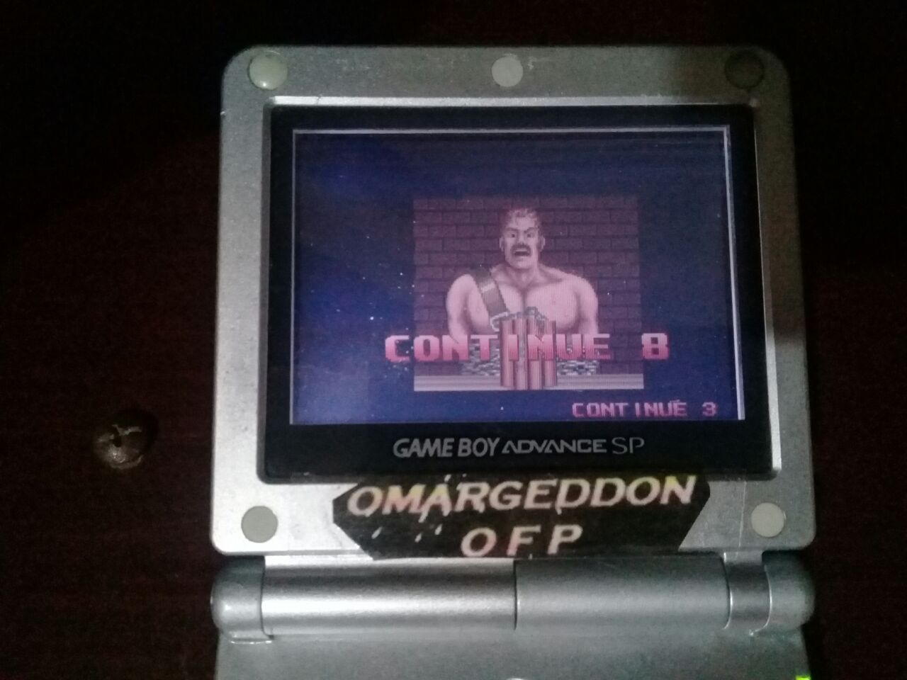 omargeddon: Final Fight One [Easy] (GBA) 492,410 points on 2018-01-09 00:41:30