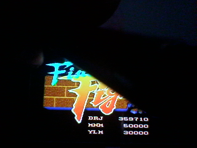 Final Fight: With Continue 359,710 points