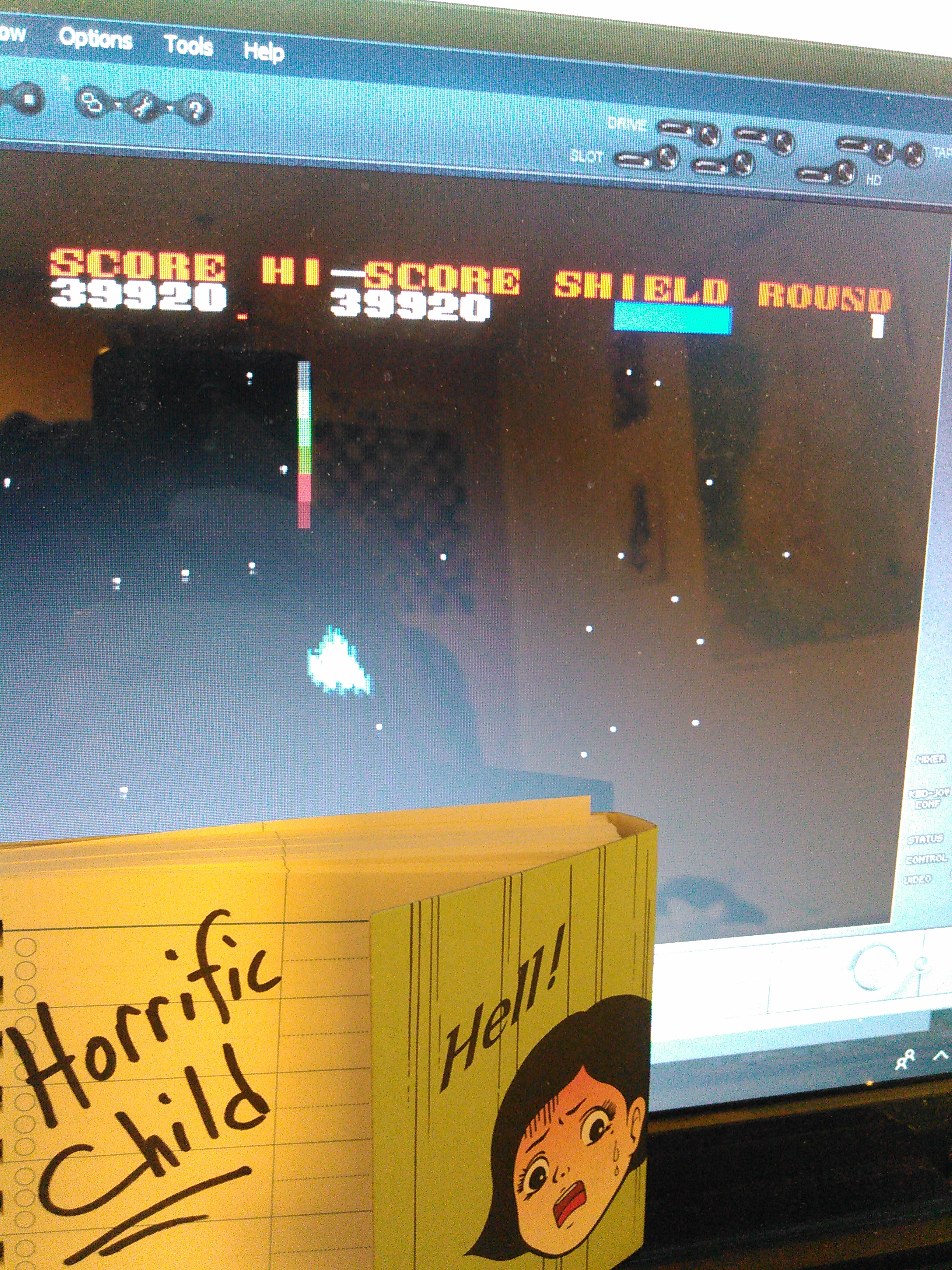 HorrificChild: Final Justice (MSX Emulated) 39,920 points on 2018-01-29 02:56:20