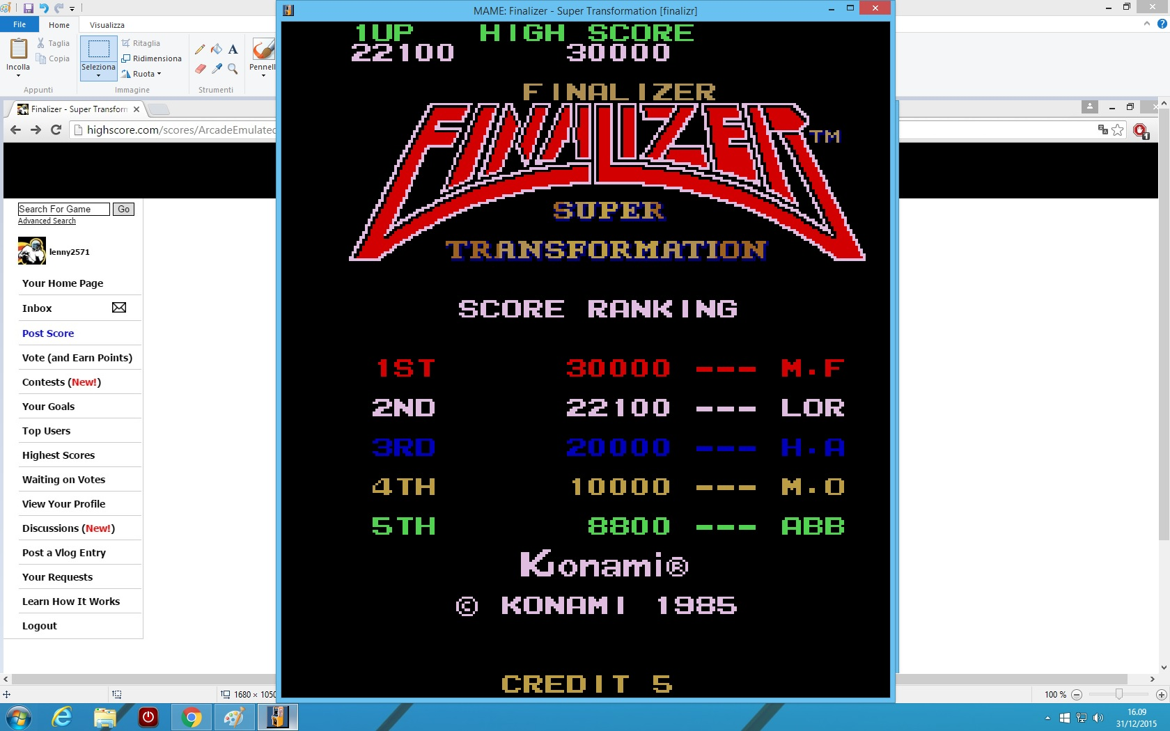 Finalizer - Super Transformation [finalizr] 22,100 points