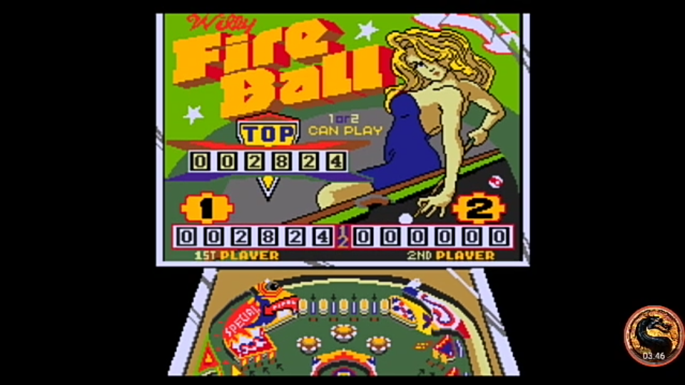 omargeddon: Fire Ball (Humming Bird Soft) (MSX Emulated) 2,824 points on 2018-11-28 11:32:52