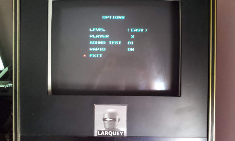 Larquey: Fire Shark [Rapid Fire Allowed] [Easy] (Sega Genesis / MegaDrive Emulated) 143,330 points on 2018-05-27 11:50:49