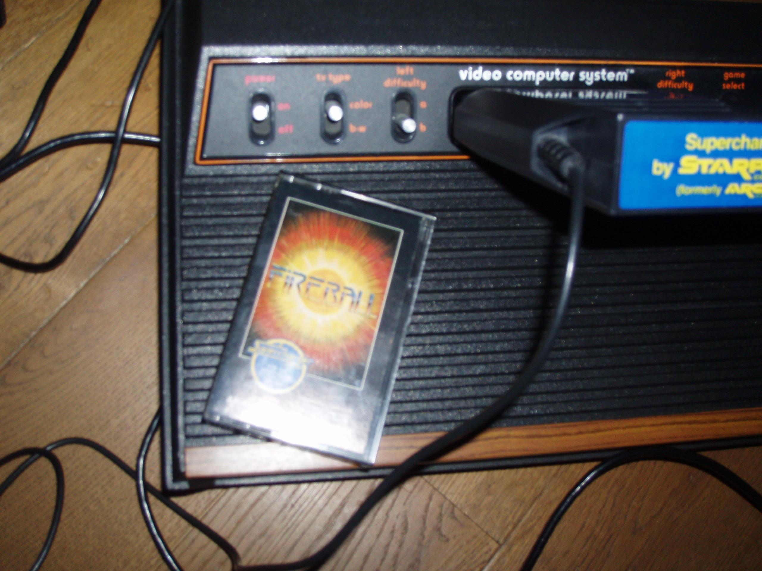 atari2600forever: Fireball (Atari 2600) 2,196 points on 2018-11-10 04:23:42