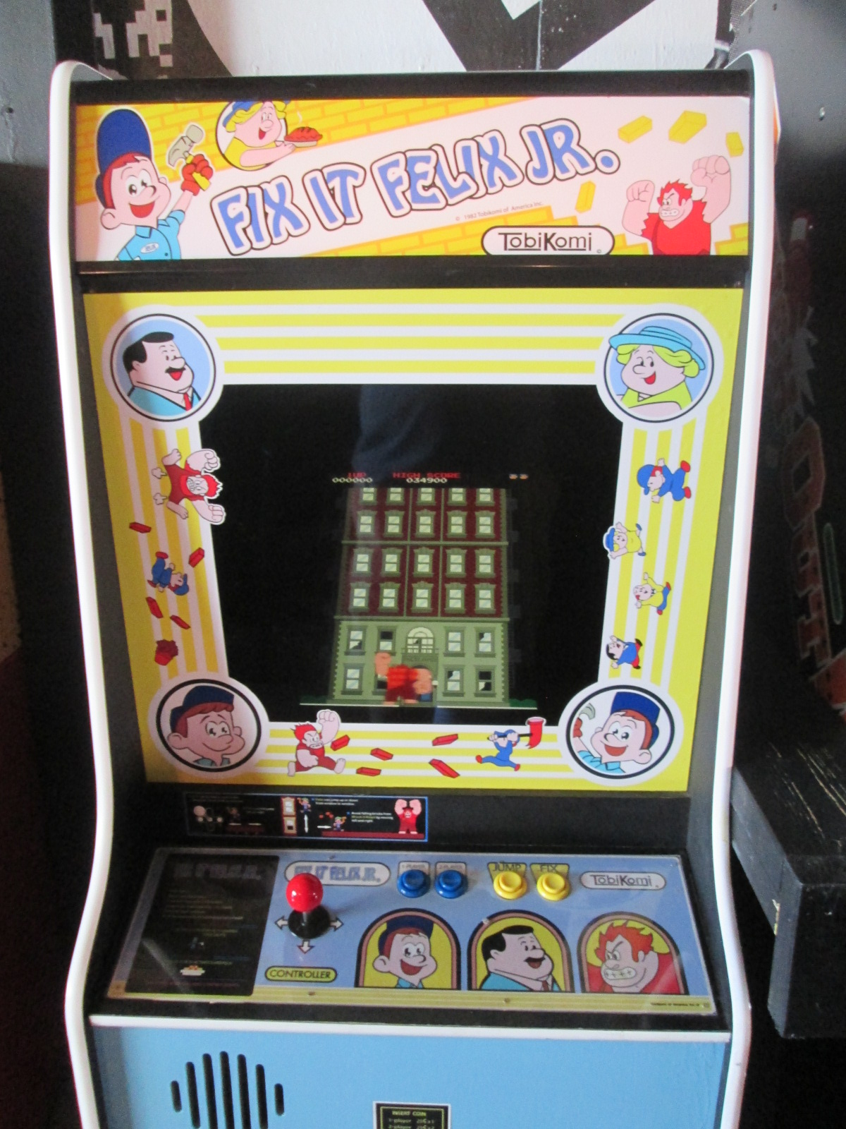 ed1475: Fix-It Felix Jr. (Arcade) 600 points on 2016-09-11 15:50:33