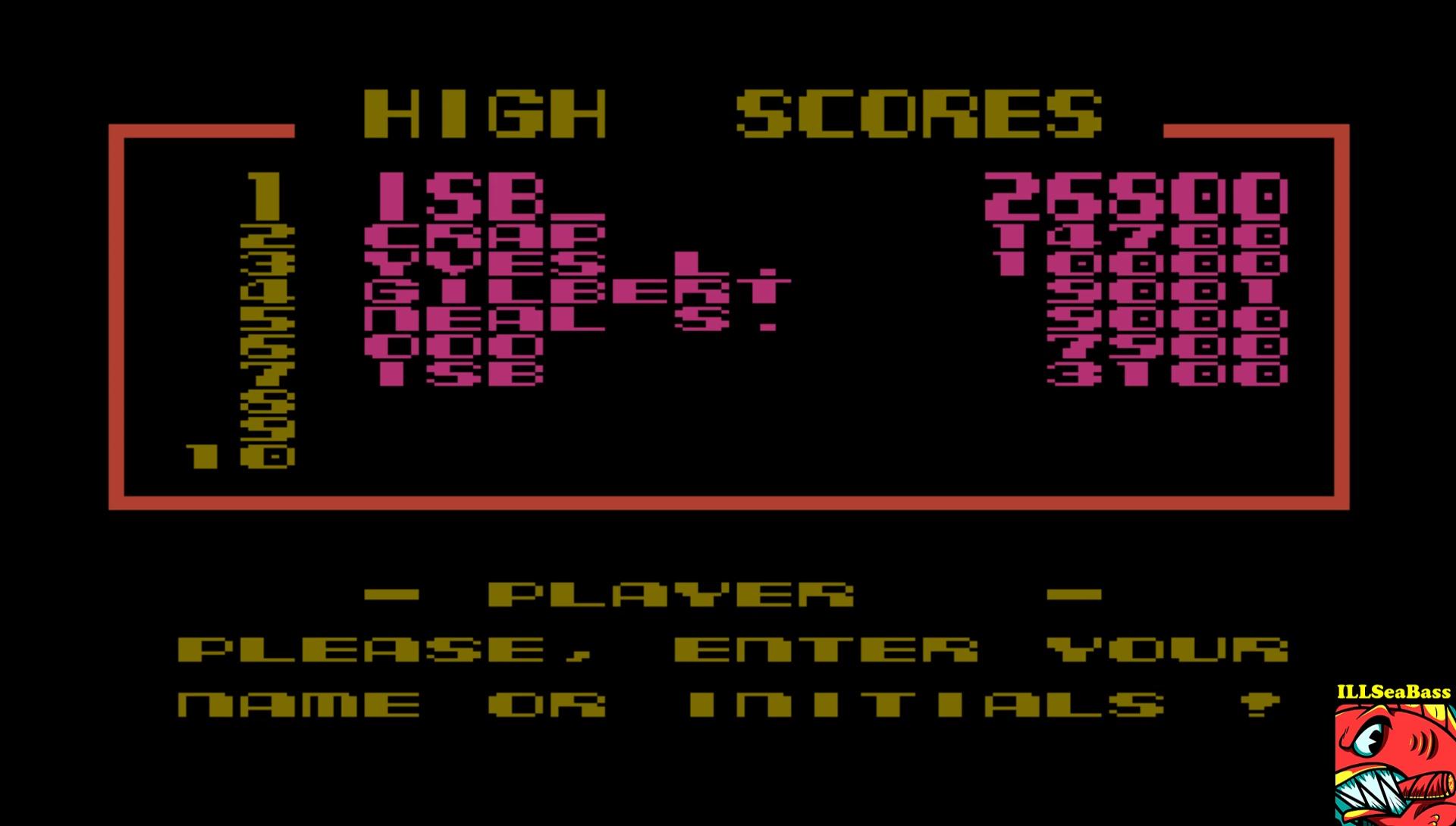 ILLSeaBass: Flak (Atari 400/800/XL/XE Emulated) 26,800 points on 2017-02-09 21:57:51