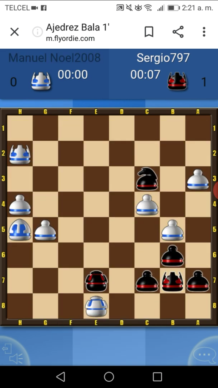 Flash Chess 1 points