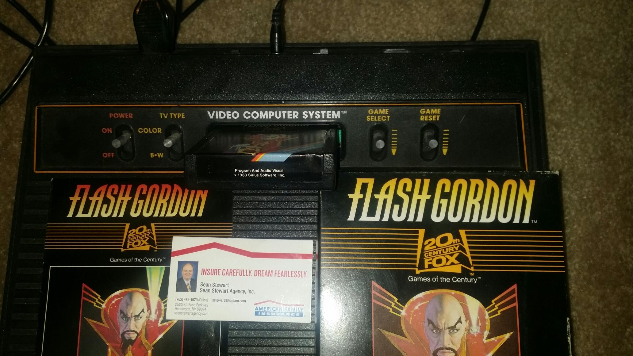 Flash Gordon 173,150 points