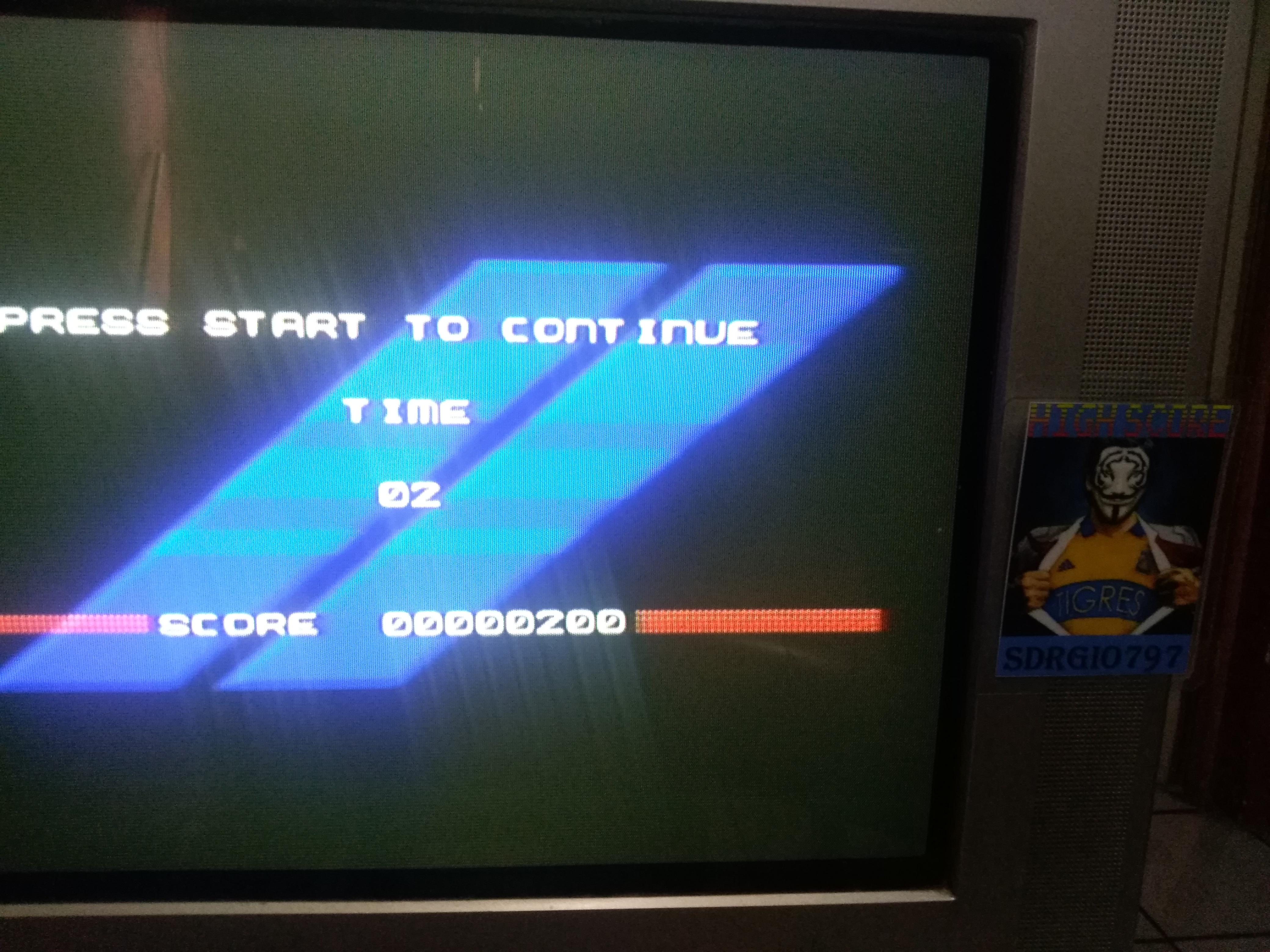 Sdrgio797: Flashback [Expert] (SNES/Super Famicom Emulated) 200 points on 2020-07-29 15:56:34