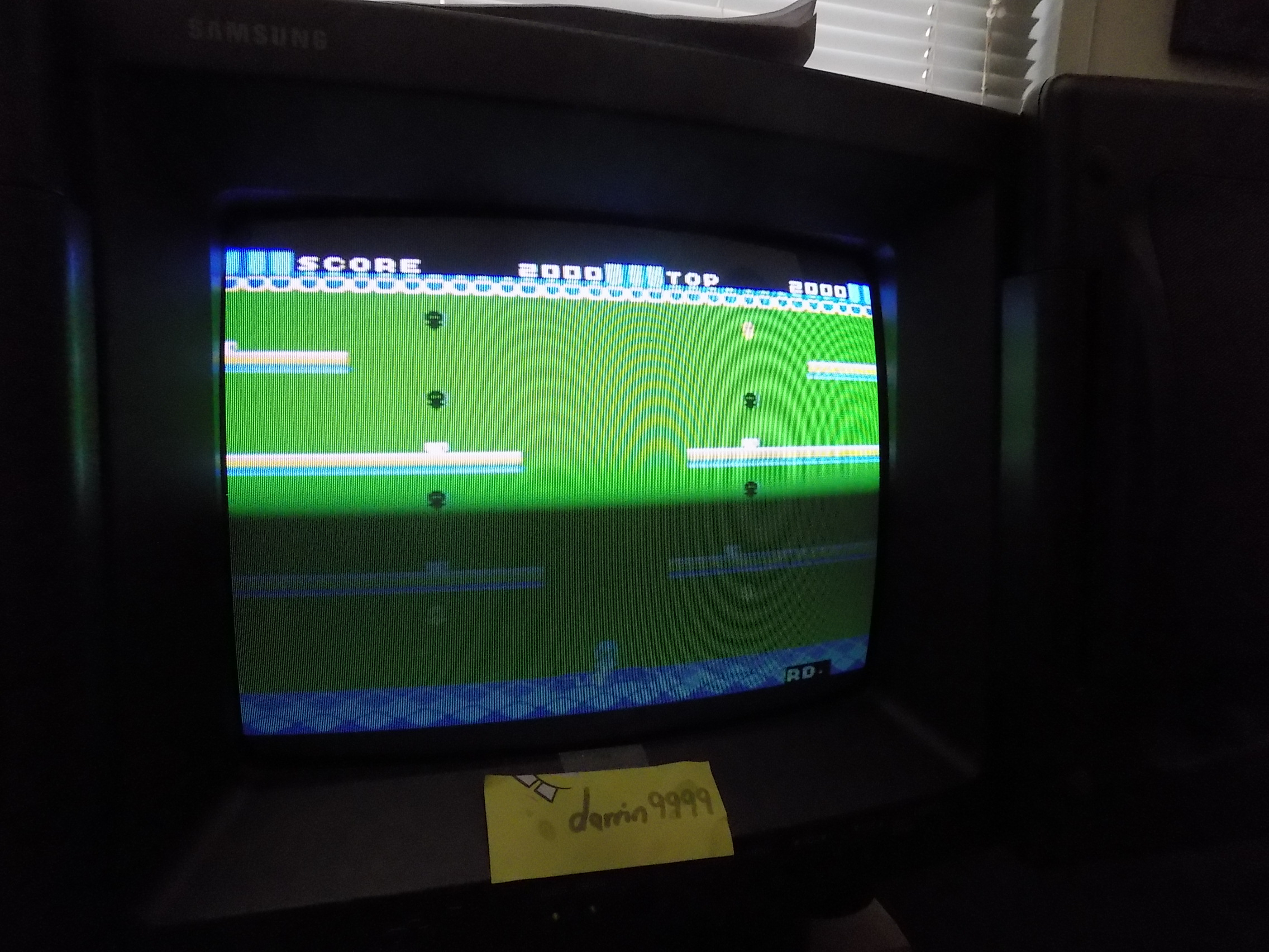darrin9999: Flicky (Colecovision) 2,000 points on 2018-03-14 12:51:33