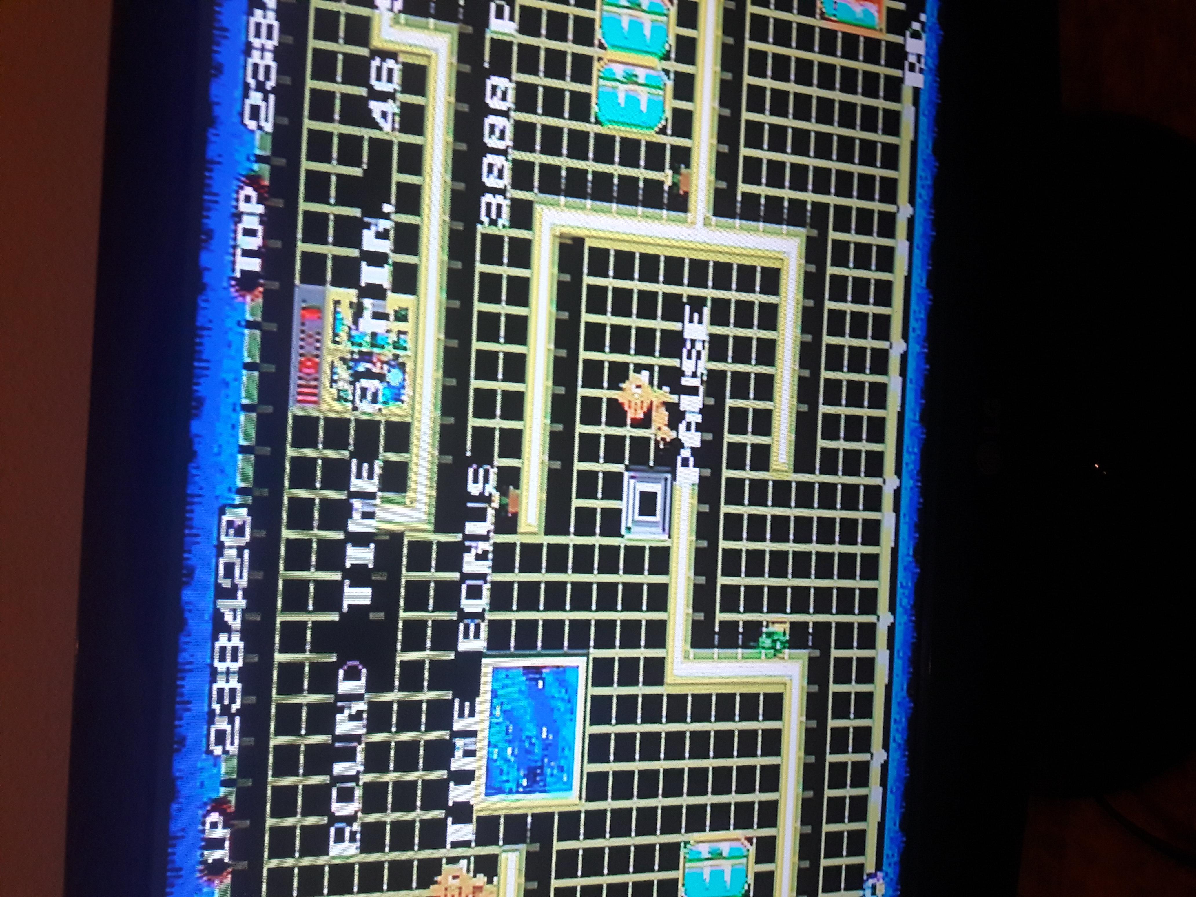 Zentheretrogamer15: Flicky (Sega Genesis / MegaDrive Emulated) 276,710 points on 2018-08-03 23:41:07