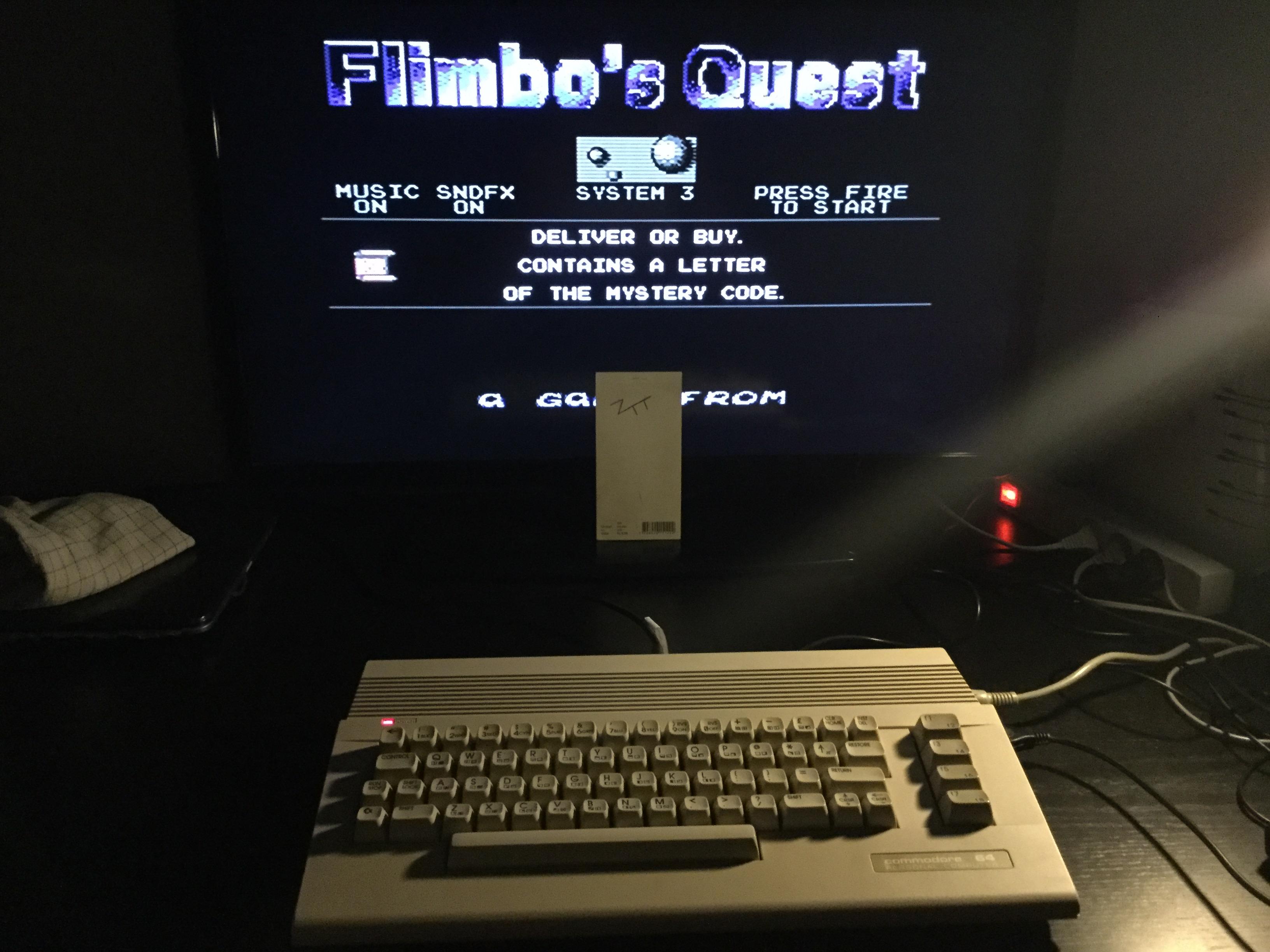 Frankie: Flimbo