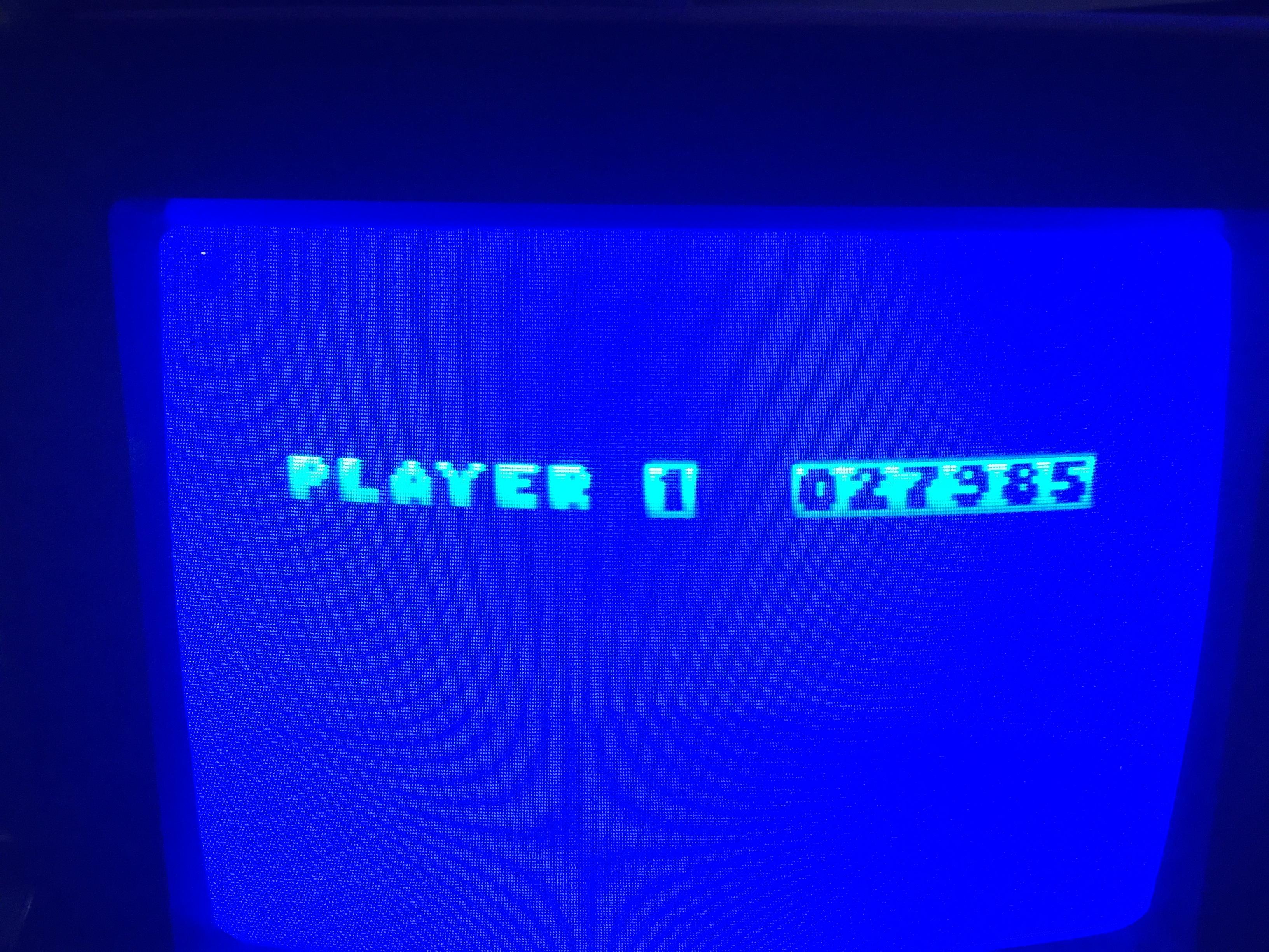 RetroGamersHub: Flip and Flop (Atari 400/800/XL/XE) 27,985 points on 2017-07-12 23:52:41