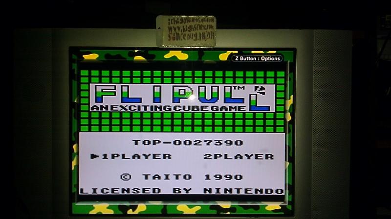 Flipull 27,390 points