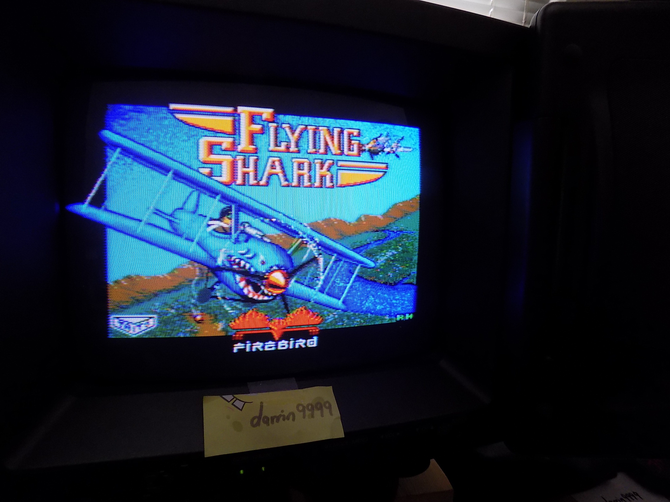 darrin9999: Flying Shark (Atari Jaguar) 62,160 points on 2018-08-17 15:39:30