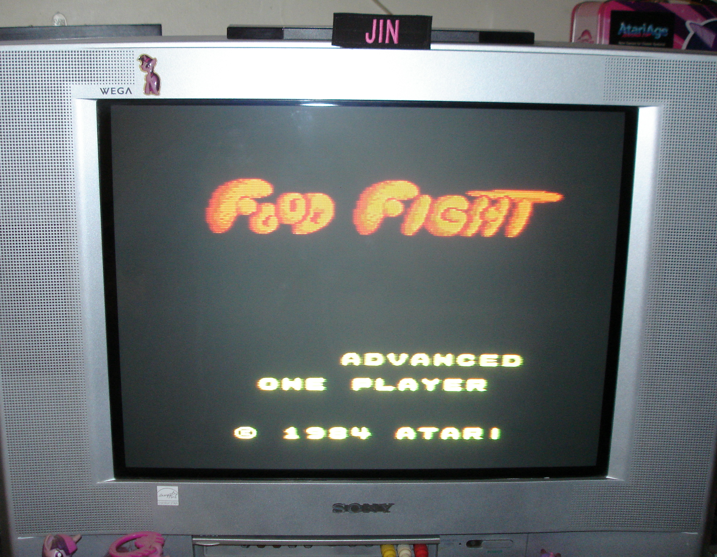 Food Fight: Advanced 361,600 points