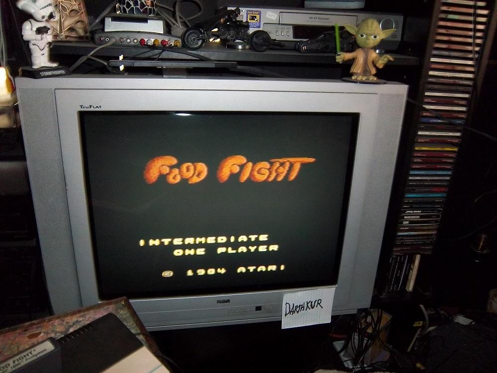 darthkur: Food Fight: Intermediate (Atari 7800) 280,600 points on 2016-03-13 14:13:20