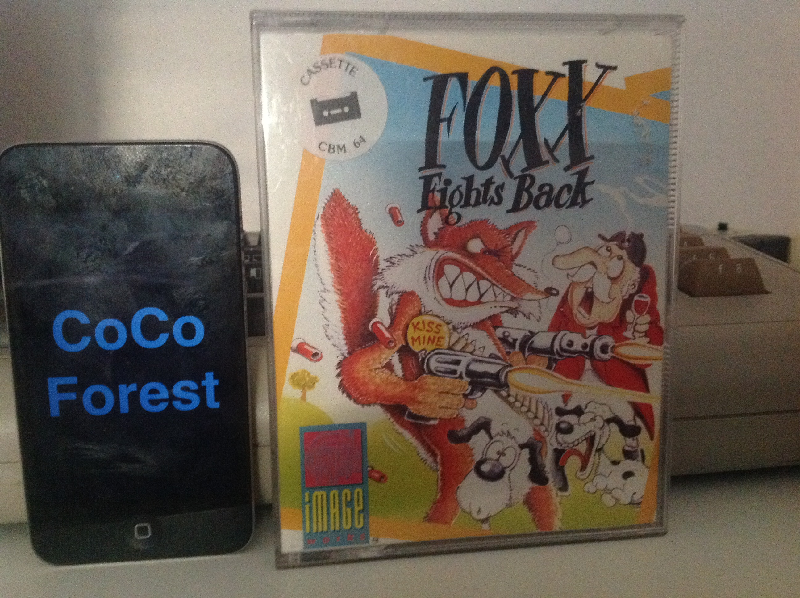 CoCoForest: Fox Fights Back (Commodore 64) 8,736 points on 2015-12-09 09:11:43