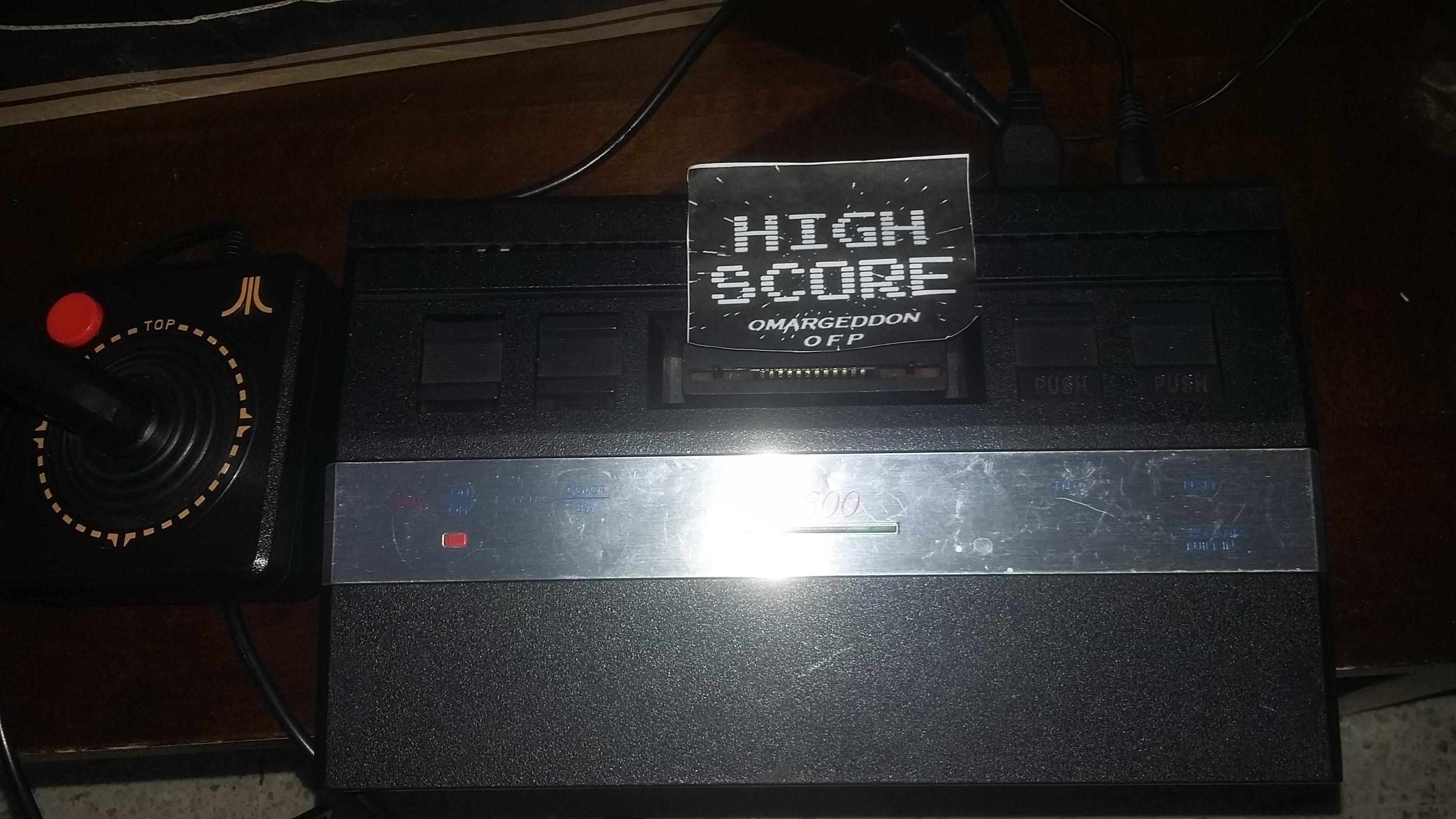 omargeddon: Freeway: Game 1 (Atari 2600 Novice/B) 31 points on 2016-10-29 14:37:42