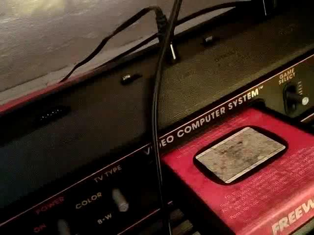 RetroRob: Freeway: Game 6 (Atari 2600 Expert/A) 14 points on 2020-08-29 13:14:06